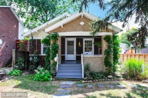 The 1926 Sears bungalow is in excellent condition.